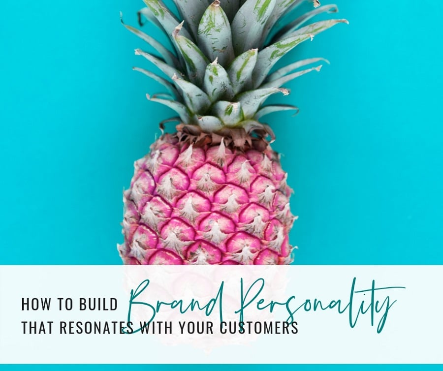 Build Brand Personality Optimise and Grow Online