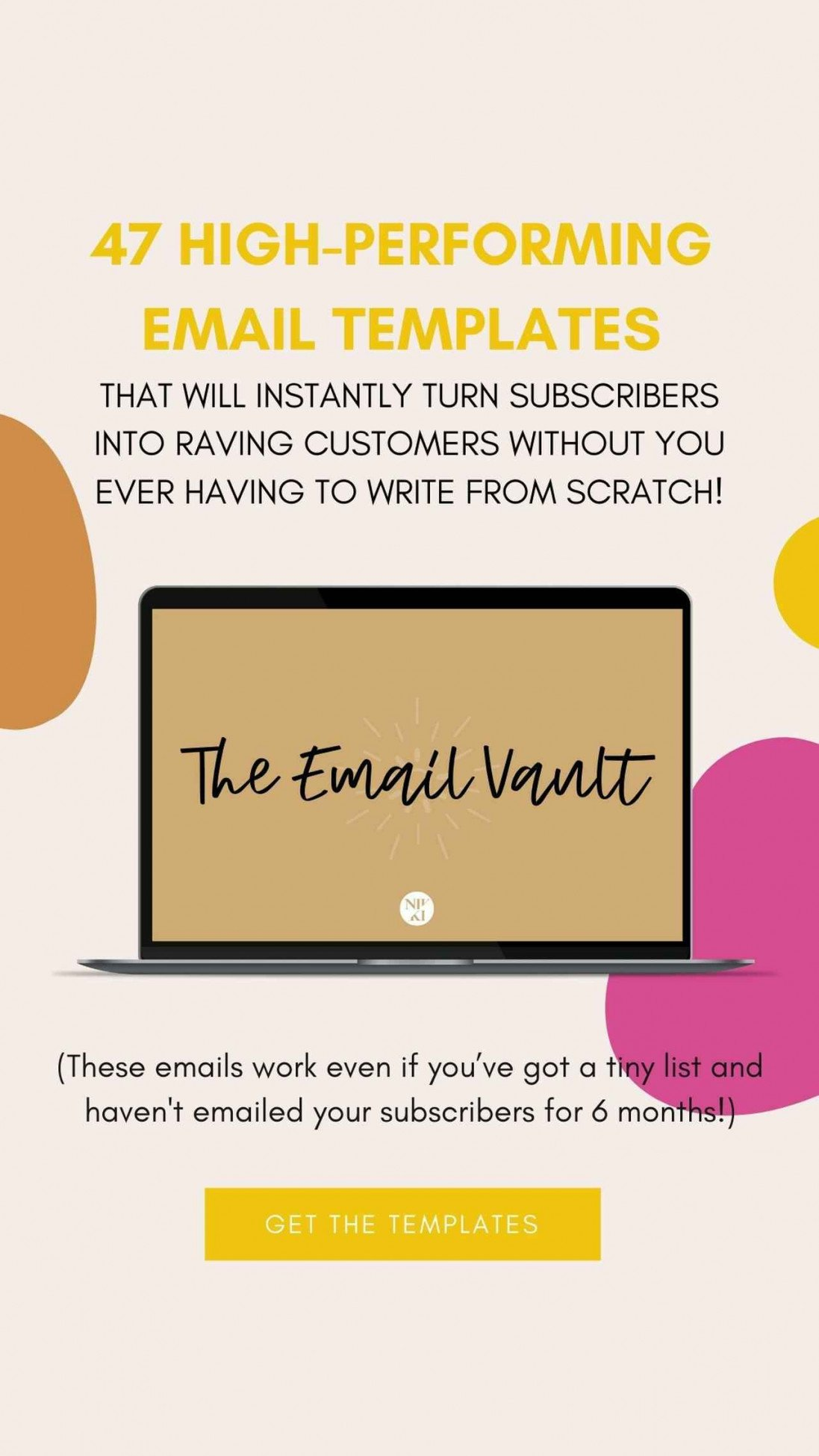 Email Templates for Sales & Marketing