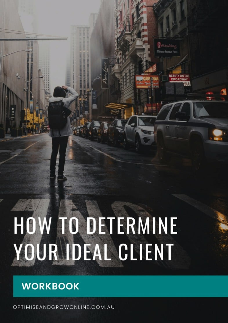 Ideal Client workbook