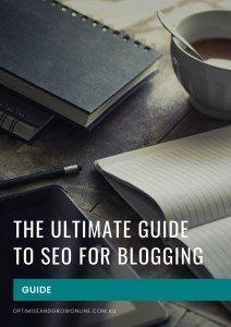 The Ultimate Guide To SEO For Blogging